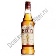 Виски шотл купаж Бэллс Ориджинал 40% 0,7л