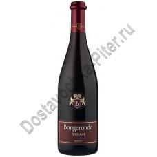 Вино Божеронд ВДП д`Ок Сира кр. п/сух. 0,75л 12%