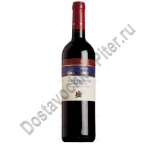 Вино Монтепульчано Д'Абруццо DOC итал. кр. сухое 12,5% 0,75л