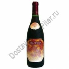 Вино Тендида кр. п/сух. 11% 0,75л