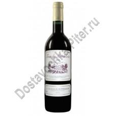 Вино Тур де Манделот красное сухое 12,5% 0,75л