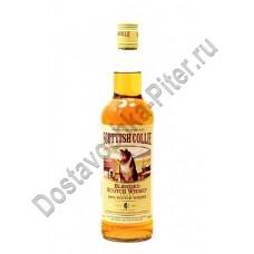 Виски Скоттиш Колли 40% 0,7л