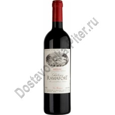 Вино Шато Рамафор красное сухое 13% 0,75л