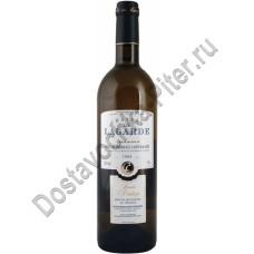 Вино Эль де Лягорд кр.сух 0,75л 12,5%