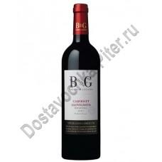Вино Бартон и Гестье Каберне Совиньон кр. сухое 13,5% 0,75л
