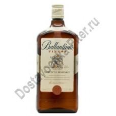 Виски Баллантайнс Файнест 40% 0,5л