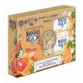Набор подарочный женский Le Petit Marseillais (Гель-пена д/душа «Апельсин и Грейпфрут», 250мл + Мыло кусковое «Цветок ...