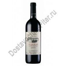 Вино Вальполичелла кр. сух. 12% 0,75л