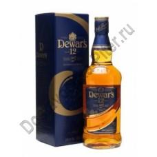 Виски Дюарс Спешл Резерв 40% 0,5л п/уп