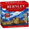 Чай черный Bernley English classic 100 пак