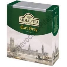 Чай черный Ahmad Earl Grey 100 пак