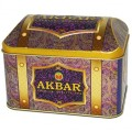 Чай AKBAR Treasure Box черный ж/б 150г