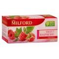 Чай фруктовый MILFORD Сладкая малина 20 пак