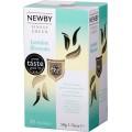 Чай NEWBY зеленый Цветок жасмина 25 пак
