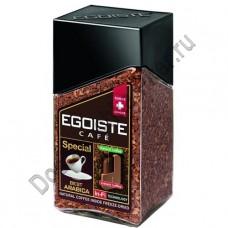 Кофе растворимый EGOISTE Special ст/б 100г