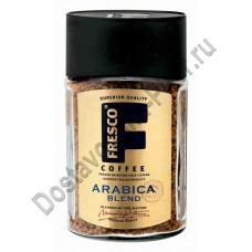 Кофе Fresco Arabica Blend растворимый 100г ст/б
