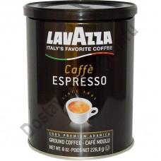 Кофе LAVAZZA Espresso молотый ж/б 250г