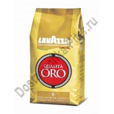 Кофе Lavazza Oro натуральный зерно 1кг
