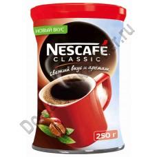 Кофе Nescafe Classic растворимый 250г ж/б
