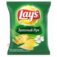 Чипсы Lay's Зеленый лук 150г