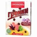 Гренки бородинские Гренковъ Чеснок 100г