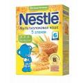 Каша без молока Nestle Мультизлаковая c 6 мес 200г