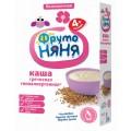 Каша гречневая без молока ФрутоНяня с 4мес 200г