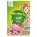 Каша гречневая без молока Heinz Омега-3 с 4мес 200г
