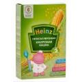 Каша кукурузная без молока Heinz с 5мес 200г