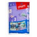 Подгузники Happy Midi 3 (5-9кг) 1шт.