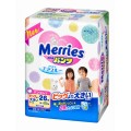 Merries трусики-подгузники для детей размер XXL 15-28кг 26шт.