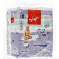 HAPPY Пеленки гигиенические для детей 60х90 10шт.