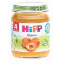 Пюре Hipp Абрикос 125г ст/б с 4мес