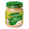 Пюре Heinz Хек/Картофель 120г ст/б с 8мес