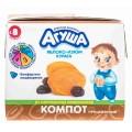 Компот Агуша изюм/курага/яблоко с 8мес 200мл т/п