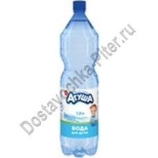 Вода Агуша негазированная 1,5 л
