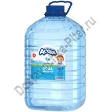 Вода Агуша негазированная 5л
