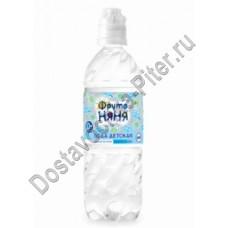 Вода ФрутоНяня негазированная 0,33 л