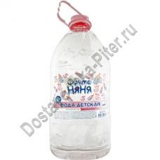 Вода ФрутоНяня негазированная 5л
