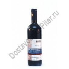 Вино Кадарка кр. п/сладкое 11% 1л