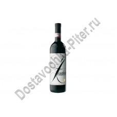 Вино Бароло Дзонкера кр. сух. 0,75л 14%