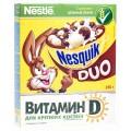 Готовый завтрак Nestle Nesquik Duo шоколадные шарики 250г