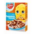 Готовый завтрак Любятово подушечки молочные 250г