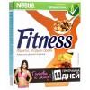 Хлопья пшеничные Nestle Fitness фрукты/ягоды/орехи 300г