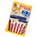 Попкорн POPITAS соленый для микроволновок 100г