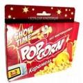 Попкорн SHOW TIME карамель для микроволновок 92г