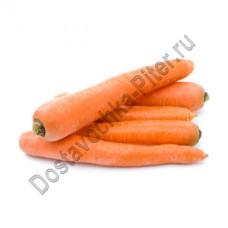 Морковь мытая Израиль 1кг упак