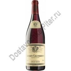 Вино Бургонь АОС кр. сух. 12,5% 0,75л куван де жанобен