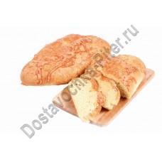 Хлеб Кукурузный с сыром 300г пекарня ОКЕЙ