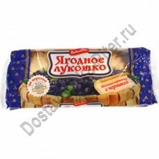 Ягодное лукошко Хлебный Дом с черникой и ежевикой 2х70г